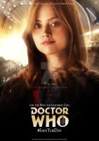 Doctor Who - Clara in Time by Slytan
