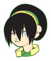 Toph... by niwre-san