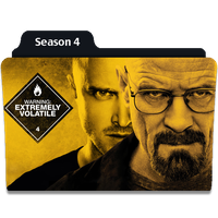 Breaking Bad Season 4 by Stylee77