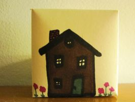 tiny house by stellachan