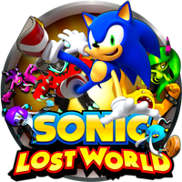 Sonic Lost World v2 by POOTERMAN