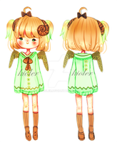 Mint chocolate girl - AUCTION closed by kioler