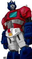 Powermaster Optimus by Jochimus