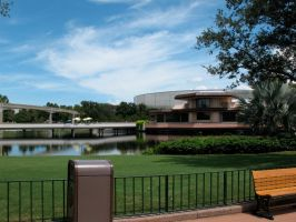 Disney World Clouds + Stuff 21 by WDWParksGal-Stock
