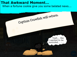 That Awkward Moment... #3 by 1313cookie