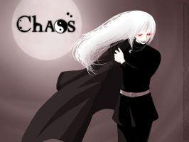 Chaos - Vampire by AquaWaters