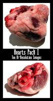 524 - Hearts Pack I by Blood--Stock