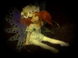 Simple little fairies by LindaJaneThomas
