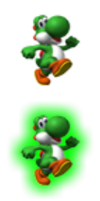 Yoshi Win7 Start Orb by wildstang83