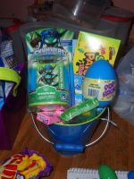 Day 100: Easter Basket - Boy by Caedy