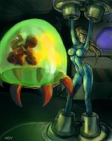 Samus by MDV1
