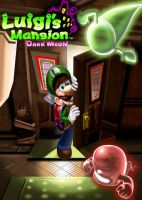 Luigi's-Mansion by manukongolo