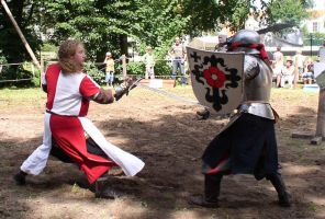sword Combat 5 by TheHolyWenzel