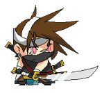 .SamuraiGenji_Support Now!. by MadiBlitz