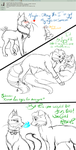 Ask Ame and Xe~ 3 by Sammsy-Chan
