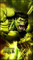 Incredible Hulk by Red-wins