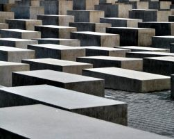 Memorials,perfectly 'Eisenman' by Greyhanded