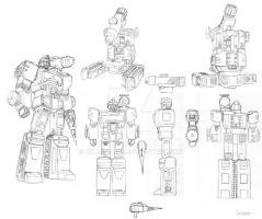 tf study: Perceptor by beamer