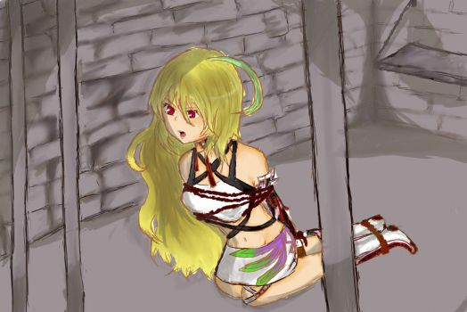 Tales of Xillia Milla Maxwell (Request) by Oraclegames