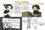 Selective Mutism: Therapy by AnimeMeg27