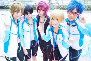 Free! by RabbitRuka