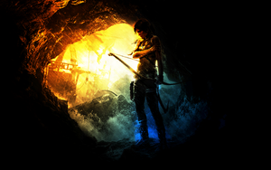 Tomb Raider REBORN Entry by EnemyD