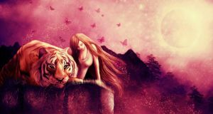 Own the Night (Pink) by Morna