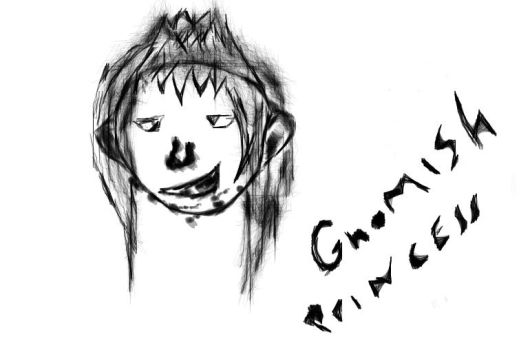 Gnomish princess by Grizzfor