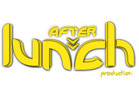 AfterLunch Production logo by elterrible07