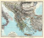 Political map of the Balkans by ChR1sAlbo