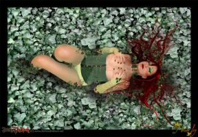 POISON IVY - Helena is Red II by darkmercy