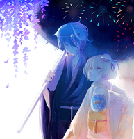 Happy New Year 2014 by YuruiKarameru