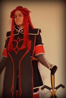 Asch the Bloody by Kawaii-Fruit