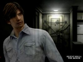 Silent Hill 4 - Henry by AlessaEvian