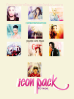 Icon Pack by ForeverDemiLovato