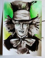 The mad hatter by SimurParker