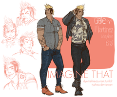 ImTh- Gale bio by Tyshea