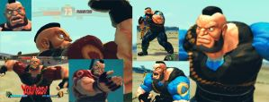 Heavy Weapons Zangief by Hornyyoshi