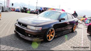 Toyota Chaser JZX90 by compaan-art