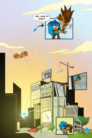 Sonic Supreme: Issue 1 Page 8 by samanthann1234