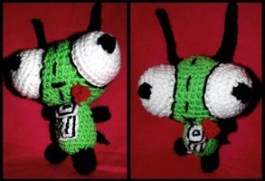 Gir Amigurumi by Skissored