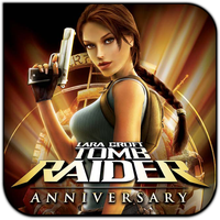 Tomb Raider : Anniversary by tchiba69