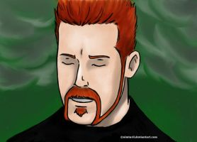 sad Sheamus by nimtaril