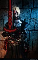 Saber Alter by jiocosplay