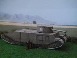 Papercraft TOG II by Baryonyx62