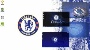 Chelsea FC Theme by iDR3AM