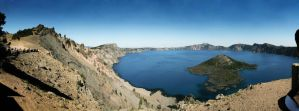 Crater Lake by pavel89l