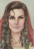 Meghan Ory/Red Ridding Hood by vegetanivel2