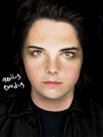 Gerard Way - My Chemical Romance by aeriusexodus