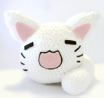 Lucky Star Amigurumi by vrlovecats